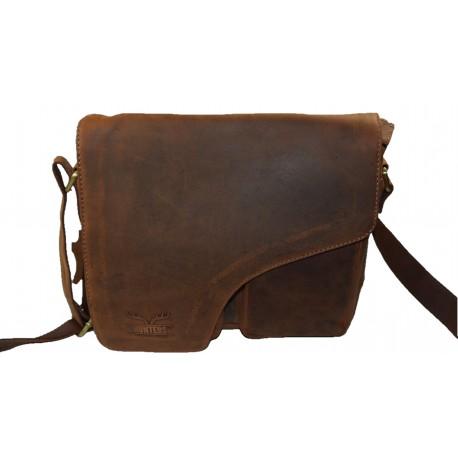 Hunters kožená taška